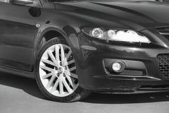 Chernihiv Ukraina, Listopad, - 10, 2018: Część Mazda 6 samochód d obrazy royalty free