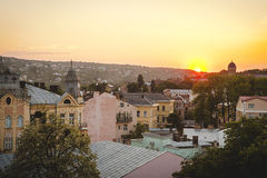 Chernivtsi (Czerniowce), Ukraine Stock Photo