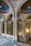 CHERNIVTSI, de OEKRAÏNE - de historische universiteit van Chernivtsi Royalty-vrije Stock Foto's
