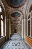CHERNIVTSI, de OEKRAÏNE - de historische universiteit van Chernivtsi Stock Foto