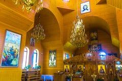 Chernivtsi Banchensky Monastery 14 royalty free stock photo
