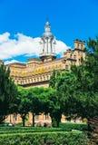 Chernivtsi Nationale Universiteit - Yuriy Fedkovych Chernivtsi Nati stock afbeeldingen