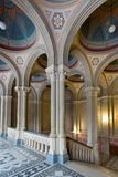 CHERNIVTSI, UCRÂNIA - universidade histórica de Chernivtsi Fotos de Stock Royalty Free