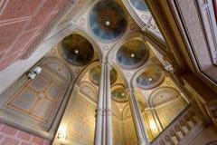CHERNIVTSI UKRAINA - Chernivtsi historiskt universitet Royaltyfria Foton