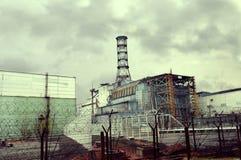 chernobyl Image libre de droits