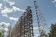 Free Chernobyl -2 Radio Station Royalty Free Stock Photography - 160134027