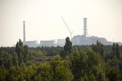 chernobyl Obrazy Royalty Free