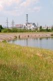 chernobyl atomowa elektrownia Obrazy Royalty Free