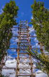 Chernobyl exclusion area Stock Photography
