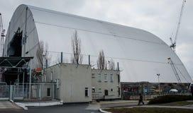 Chernobyl Exclusion zone Stock Photo