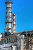 Chernobyl Nuclear Power Plant 2012 Royalty Free Stock Photo