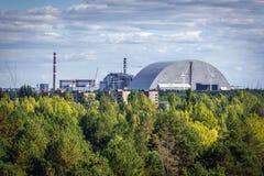 Chernobyl Nuclear Power Plant Stock Photos