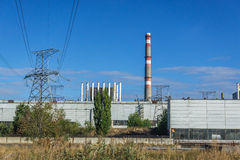 Chernobyl Nuclear Power Plant Royalty Free Stock Image