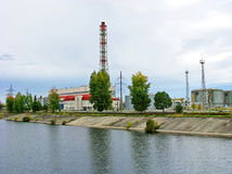 Chernobyl Nuclear Power Plant, Ukraine Royalty Free Stock Photos