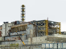 Chernobyl Nuclear Power Station in Ukraine, 2016 Stock Photo