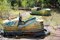 Chernobyl - Pripyat amusement park Royalty Free Stock Image