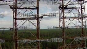 Chernobyl-2 - sistema transhorizonte soviético del radar metrajes