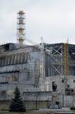 Chernobyl, UKRAINE - December 14, 2015: Chernobyl nuclear power plant Stock Photography