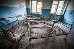 Chernobyl zone Stock Photos