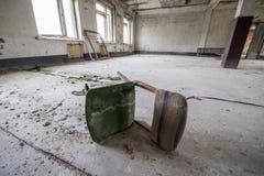 Chernobyl Zone Royalty Free Stock Photos