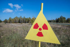 Chernobyl Zone Royalty Free Stock Photos