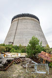 Chernobyl Zone Royalty Free Stock Image