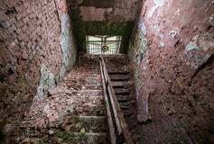 Chernobyl Zone Royalty Free Stock Photo