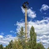 Chernobyl zone Royalty Free Stock Image
