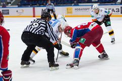 Chernov P. (53) vs Stas A. (23) on faceof Stock Photos