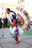 CHERNOVTSY, UCRÂNIA, o 22 de outubro de 2010, peruana Foto de Stock Royalty Free