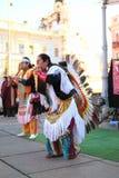 CHERNOVTSY, UCRAINA, il 22 ottobre 2010, peruviano Immagine Stock