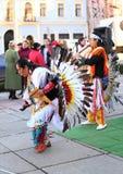 CHERNOVTSY, UKRAINE, le 22 octobre 2010, péruvienne Image stock
