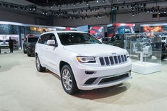 Cherokee grand de Jeep Images stock