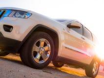 Cherokee grande de Jeep Fotos de Stock