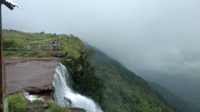 Cherrapunji stockfotos