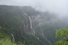 Cherrapunji principal photos libres de droits