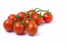Cherri-Tomaten Lizenzfreies Stockfoto