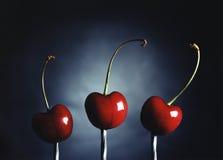 Cherries #1 Royalty Free Stock Photos
