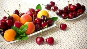 Cherries. Stock Photos