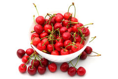 Cherries 2 Royalty Free Stock Photography
