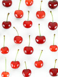 Cherries. Background Stock Images