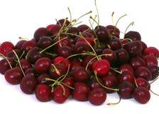 Cherries. Fresh, ripe Bing cherries from Washington state Stock Images