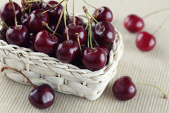 Free Cherries Royalty Free Stock Image - 46088426