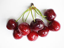 Cherries stock images