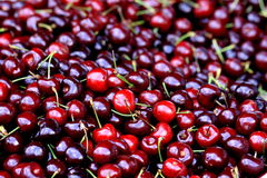 Australian Cherries Royalty Free Stock Images