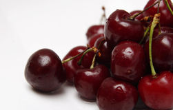 Free Cherries Royalty Free Stock Photos - 9710958