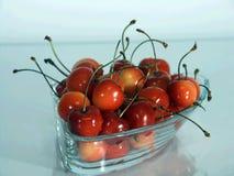 Cherries. Summer cherries Stock Photos