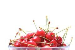 Cherries background Royalty Free Stock Photo