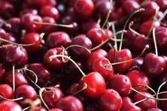 Cherries in bulk Royalty Free Stock Photos