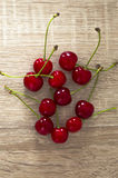 Cherries Cherries Cherries Royalty Free Stock Image